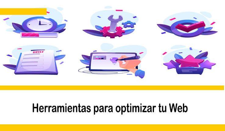 herramientas gratis para optimizar web