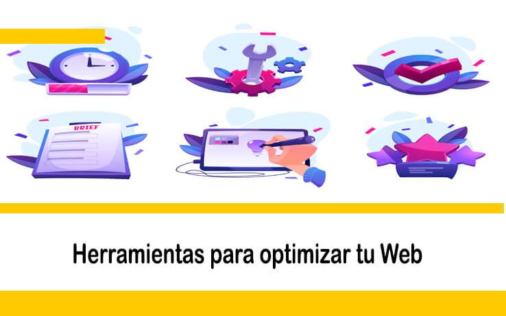 Listado de herramientas gratuitas, para optimizar una web