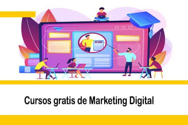23 Cursos de Marketing Digital Gratuitos, las mejores plataformas para formarte Gratis.