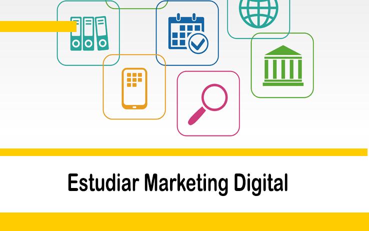 Formarse en Marketing Digital. Apuesta segura para tu futuro